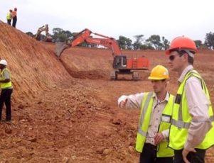 kamoa copper mine