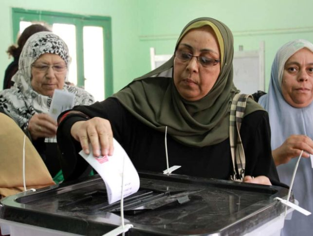 essay about egyptian elections