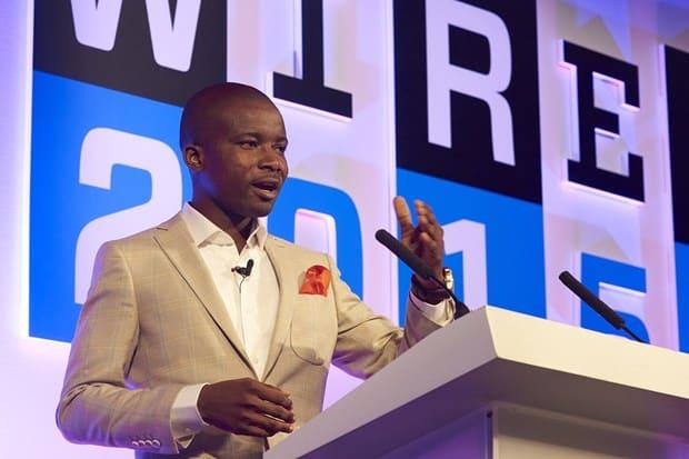 Freeman Osonuga wired