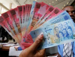 Ghana money