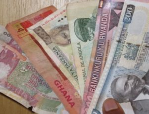 african currencies