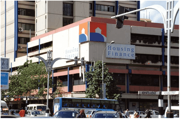 kenya housing finance