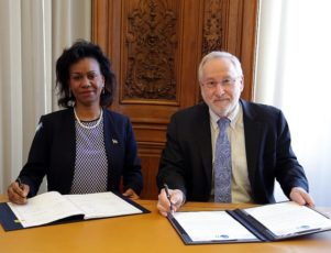 Kenya signs the Convention on Mutual Administrative Assistance in Tax Matters