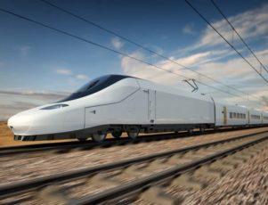 high speed rail saudi arabia