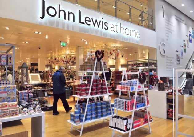 brand audit of john lewis Get to know john lewis partnership plc ceo & other corporate executives learn about the board of directors, executive committees and ceo compensation in this industry.