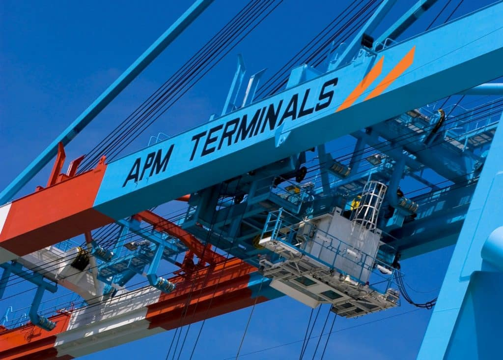 apm terminals to operate new automated port in morocco u0026 39 s