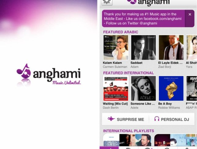 Keeping In Step: Competition for Anghami Music App in MENA