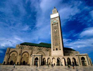 Casablanca Morocco tourism