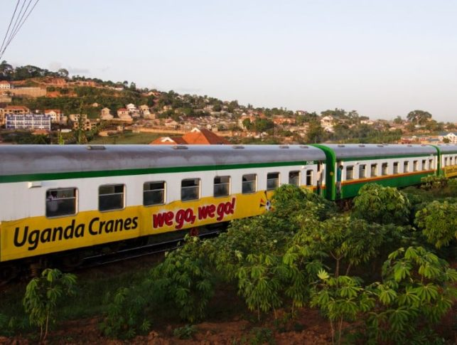 uganda railway