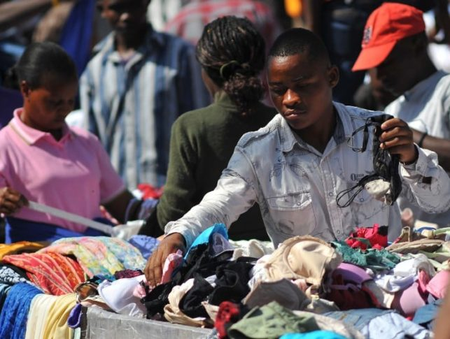 africa second hand clothes