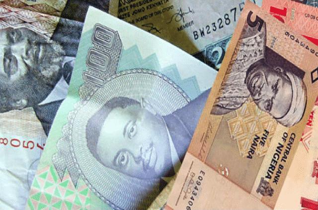 african-currencies
