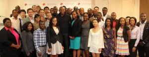 Elumelu Fondation participants