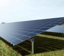 solar farm zambia