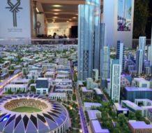 Egypt's new capital city (plan)