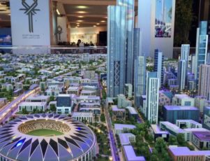 Egypt's new capital city (plan)