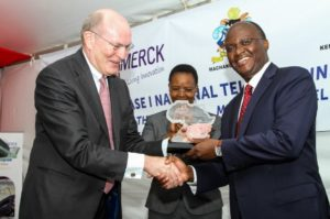 Merck Telemedicine partnership in Kenta