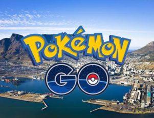 Pokemon Go South Africa