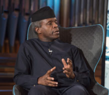 Oluyemi Osinbajo Nigeria
