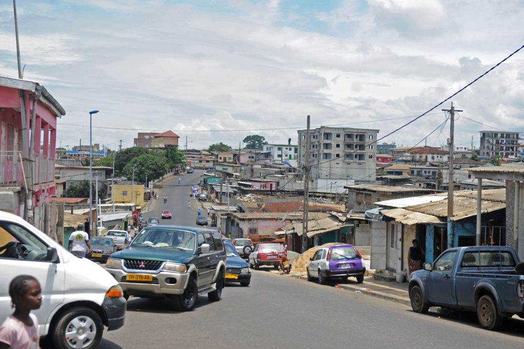 SEEG Gabon Veolia